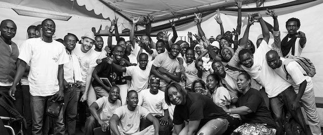 photo groupe tekki 48 Dakar 2014(1)