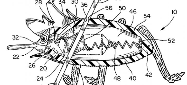 10 Extremely Strange Halloween Patents