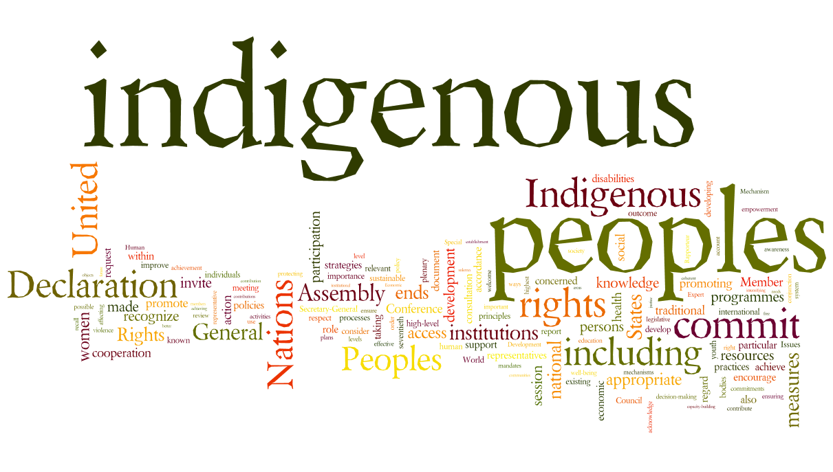 health of indigenous peoples essay The summary is free to download and provides up-to-date information about the health of aboriginal  the australian indigenous healthinfonet acknowledges the.